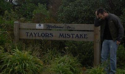 Taylor\'s Mistake Beach
